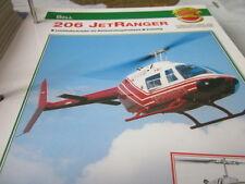 Fliegen 3: Karte 12 Bell 206 Jetranger
