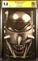 BATMAN WHO LAUGHS #5 CGC SS 9.8 SUAYAN SKETCH VARIANT GRIM KNIGHT JOKER DC COMIC