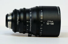 Cinematics Cine lens sigma 50-100mm T2.0 F1.8 PL for EPIC BMCC URSA SONY FS7 F55