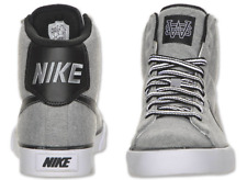 Nike Sweet Classic High Men's Sz US 12 EUR 46 Gray Black Canvas SW on Tag