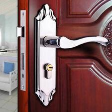 Interior Door Lock Bedroom 201 Stainless Steel  Door Lock Handle Locks Set
