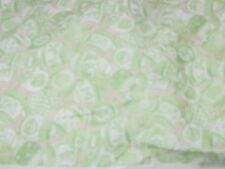 Shabby romantic chic beautiful Easter eggs soft green fabric holiday material