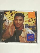 CD 100% Ginuwine by Ginuwine (CD, Mar-1999, 550 Music)