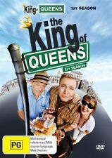 The King of Queens : Season 1 (DVD, 2007, 3-Disc Set)