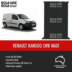 Renault Kangoo Maxi LWB - Genuine Van Flooring 5mm Big Rib Cargo Rubber Mat