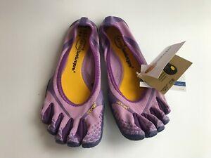 Vibram FiveFingers Women's ENTRADA Fitness Trainers Purple Violet Size 5.5-6