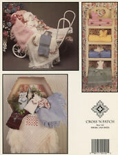 Cross N Patch Emie Bishop Linen Potpourri 100 Specialty Cross Stitch Pattern NEW
