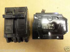 GE TQL TQL-AC TQL2120 2 pole 20 amp Circuit Breaker