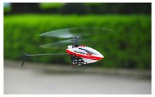 New Walkera 6-CH Super CP Mini 3D RC Helicopter BNF Flybarless No Transmitter