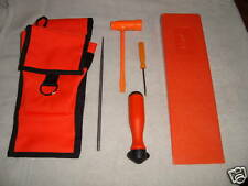 Chainsaw Wrench,Wedge,Holster,File,Handle,+STIHL TOOL