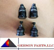 Upper and Lower ball joints Front end suspension kit