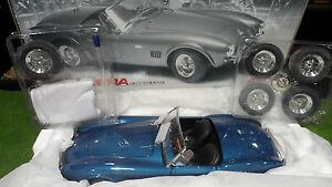 SHELBY  COBRA 289 bleu échelle 1/12 GMP G1202602 voiture miniature de collection