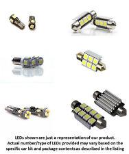 13pc LED Interior Light Kit Package For Volkswagen Jetta MK6  +License Plate LED