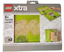 LEGO Creator Xtra 853842 Park Spielmatte, NEU