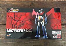 Bandai Soul of Chogokin Classic Mazinger Z GX-70 D.C. Figure Japan Import