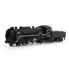 New Trane Die Cast Scale Model No. 48 C-62 Steam Locomotive