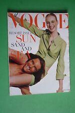 VOGUE Italia 549/1996 MONICA BELLUCCI IRLANDA BY BRUCE WEBER LISA MARIE PRESLEY