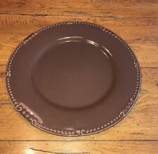 Skyros ISABELLA-Chocolate Service Plate (Charger) 5894172