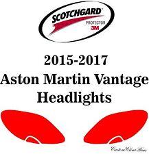 3M Scotchgard Paint Protection Film Clear 2015 2016 2017 Aston Martin Vantage