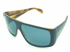 """Mosley Tribes """"6020S"""" 1117/87 Black on Brown Striped / Grey Sunglasses"""