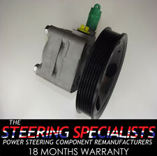 Volvo S60 2.3 20V T5 2000 to 2010 Genuine Reconditioned Power Steering Pump