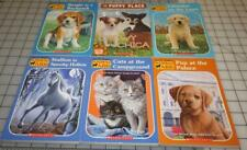 Lot Of 6 Animal Ark PB Books