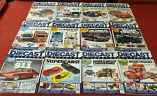2013 12 Issues 183 - 194 Diecast Collector Magazine Full Run Year