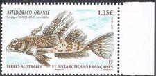Fsat/TAAF 2011 Antártico pescado/Marina/conservación de la naturaleza/Vida Salvaje/1v (n33028)