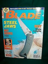 BLADE 6/2000~CRKT URBAN SHARK~BENCHMADE ARES~CUDA TALON~GERBER AIRFRAME~KERSHAW