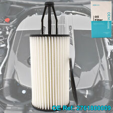 Car Oil Filter 2761800009 For Benz C CL CLS E GL GLC GLE GLK GLS ML R S SL Class