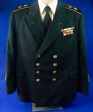 Vintage Soviet Russian Russia USSR Navy Admiral Tunic Jacket Coat Uniform