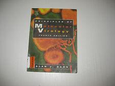 Principles of Molecular Virology von Alan J. Cann  , (2005)