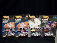 Hot Wheels 1998 Pro Racing Kyle petty 4 car set.