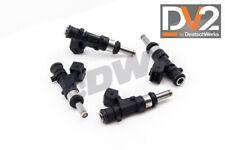 DeatschWerks 1100cc Fuel Injectors - Mitsubishi EVO X 4B11T 07-15