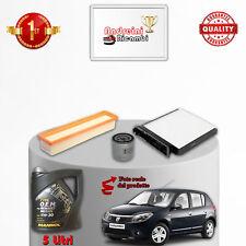 Filtres Inspektionskit jeu de filtres 1.5 Dci Dacia Logan Sandero 2 renault clio 4