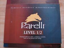 Parelli Pathways - Level 1/2 (3 Dvd) Level One 1 Level Two 2 Original Msrp $299