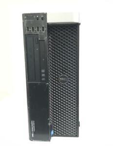 Dell Precision T5810 Intel Xeon E5-1603 v3 X4 2.8GHz 16 GB 256 GB SSD 2 TB HDD