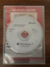 Microsoft Windows 7 Professional 32-bit SP1 Vollversion DVD Englisch English