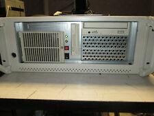 Pentium 3 Industrial PC Rackmount case Windows 2000 Pro OS PCI slots Ready to GO