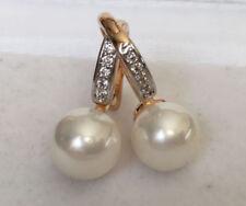 Mode-Ohrschmuck-Perlen-Schraubverschluss - Ohrloch) - Motiv (Legierung