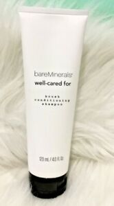 BareMinerals Well-Cared For Brush Conditioning Shampoo 120ml/4.0oz New!