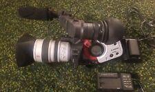 Canon Xl1 Dm-Xl1A 3Ccd MiniDv Digital Video Camcorder 16x Xl Is Zoom Lens Tested