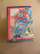 Skybox 1993 DC COSMIC TEAMS 150 trading card complete base set NM qq comics