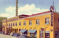 DE VARGAS HOTEL, SANTA FE, NM vintage autos
