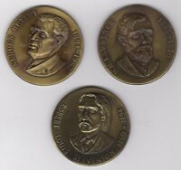 Famous Author Medals | Pennies2Pounds