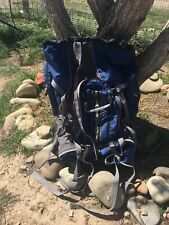 Jansport Duffle Backpack Bag Large Hiking  Camping Made USA Regular