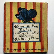 Sonnenkinderstuben.  Dingler, Max - Gerhard Stalling,  1. Aufl. (1925)