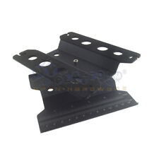 RC Car Stand with Rotating Plate in Black Color for 1:6 8 10 Crawler Buggy TFL