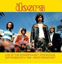 The Doors - Live At The Konserthhuset, Stockholm RADIO BROADCAST VINYL LP