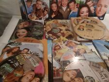 THE KING OF QUEENS    SEASON  1-2-3-4-6    FREE SHIPPING.   DVD TV COMEDY